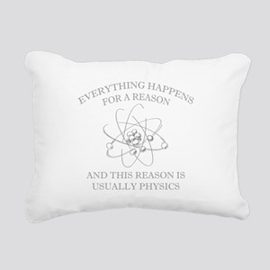 Everything Happens For A Reason Rectangular Canvas