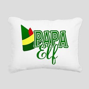 Papa Elf Elf Movie Rectangular Canvas Pillow