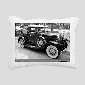 5-8 Rectangular Canvas Pillow