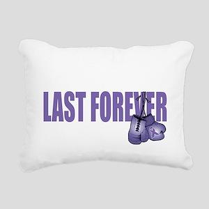 Memories-Last-Forever-20 Rectangular Canvas Pillow