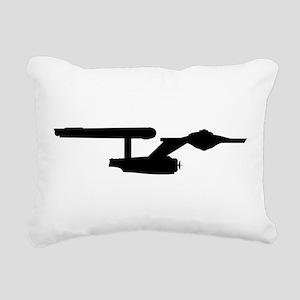 1701 Rectangular Canvas Pillow