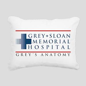 Grey Sloan Memorial Hospital Rectangular Canvas Pi