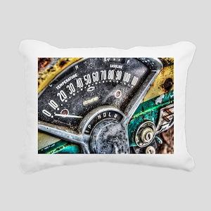 Classic American icon Rectangular Canvas Pillow
