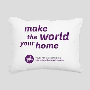 8x10 Rectangular Canvas Pillow