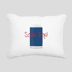 Sopa Pop Rectangular Canvas Pillow