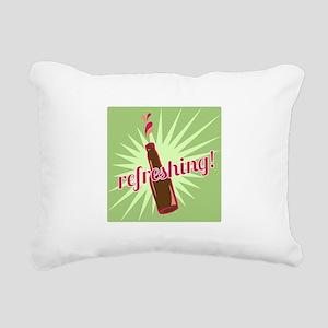Refreshing Pop Rectangular Canvas Pillow