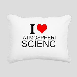 I Love Atmospheric Science Rectangular Canvas Pill