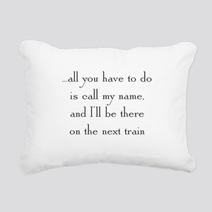 Theme 2 Rectangular Canvas Pillow