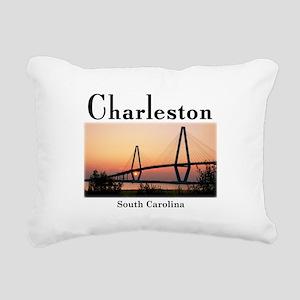 Charleston Rectangular Canvas Pillow