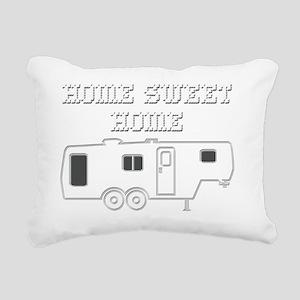 HomeSweetHomeFifthWheelR Rectangular Canvas Pillow