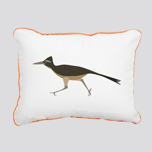 Roadrunner Rectangular Canvas Pillow