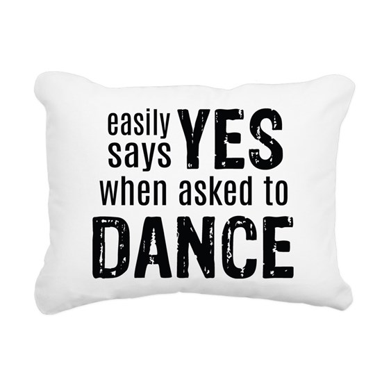 Says Yes when Asked to Dance