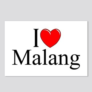 Malang Love Postcards Cafepress