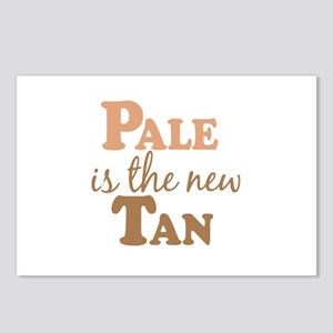 Pale is the new Tan Postcards (Package of 8)