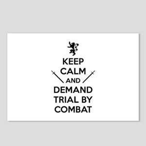 Trial By Combat Postcards (Package of 8)
