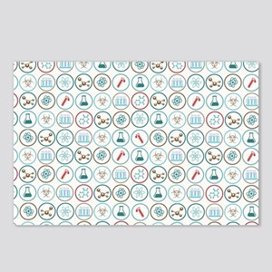 Pattern of Science - Ep. Postcards (Package of 8)