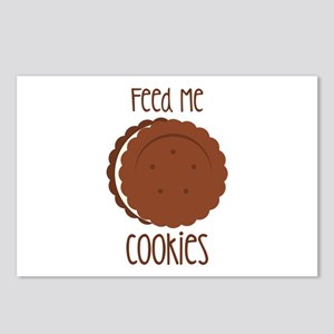 Feed Me Cookies Postcards (Package of 8)