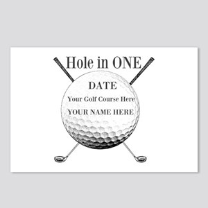 Hole In One Postcards (Package of 8)
