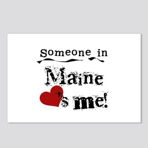 Someone in Maine Postcards (Package of 8)