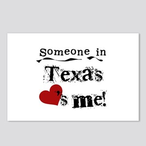 Someone in Texas Postcards (Package of 8)
