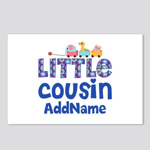 Personalized Little Cousi Postcards (Package of 8)