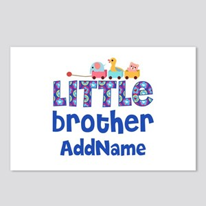 Personalized Little Broth Postcards (Package of 8)
