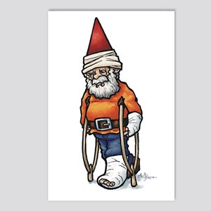 Good Recovery Gnome Postcards (Package of 8)