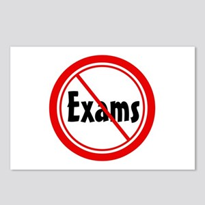 No Exams Postcards (Package of 8)