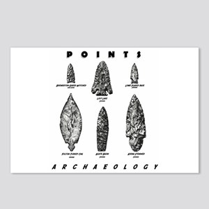 "Archaeologist ""Point"" Postcards (Package of 8)"