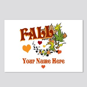 Fall Gifts Postcards (Package of 8)
