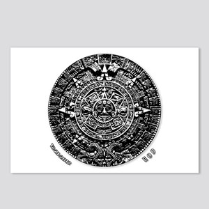 12-21-2012 Mayan Calendar Postcards (Package of 8)