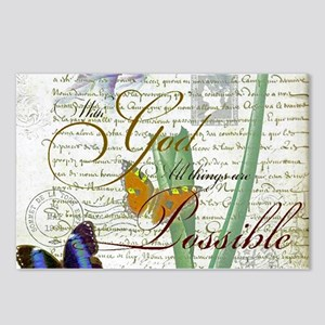 All things are possible Postcards (Package of 8)
