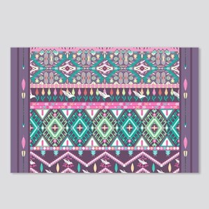 Native Pattern Postcards (Package of 8)