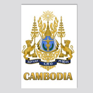 Cambodia9 Postcards (Package of 8)