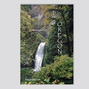 Oregon - Multnomah Postcards (Package of 8)