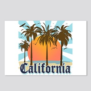 Vintage California Postcards (Package of 8)