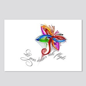 dream-flight-logo.png Postcards (Package of 8)