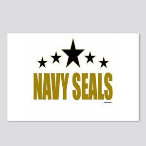 Navy Seals Postcards (Package of 8)