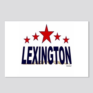 Lexington Postcards (Package of 8)