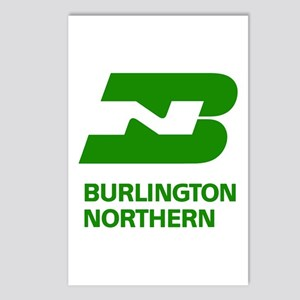 Burlington Northern Postcards (8 pack)