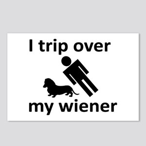 Wiener Trip Postcards (Package of 8)