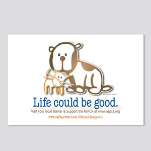 Life Could be Good Postcards (Package of 8)
