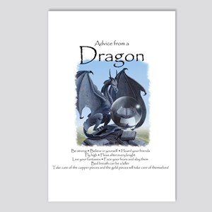 Advice from a Dragon Postcards (Package of 8)