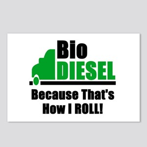 BioDiesel - Because That's Ho Postcards (Package o