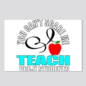 Pre-k teacher Postcards (Package of 8)