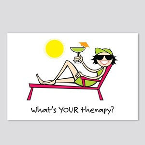 Sun Therapy Postcards (Package of 8)