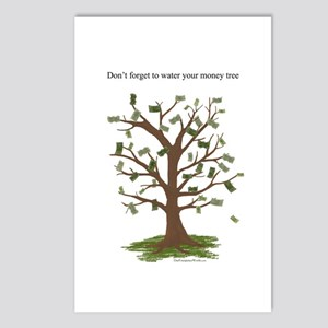 Water Your Money Tree Postcards (Package of 8)