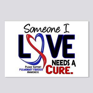 Pulmonary Fibrosis Needs Postcards (Package of 8)