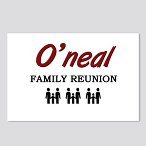 O'neal Family Reunion Postcards (Package of 8)