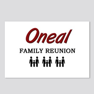 Oneal Family Reunion Postcards (Package of 8)